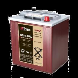 Trojan T35 gel