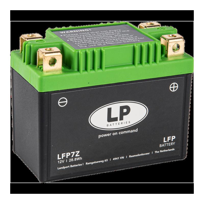 LiFePO4 akku LFP7Z