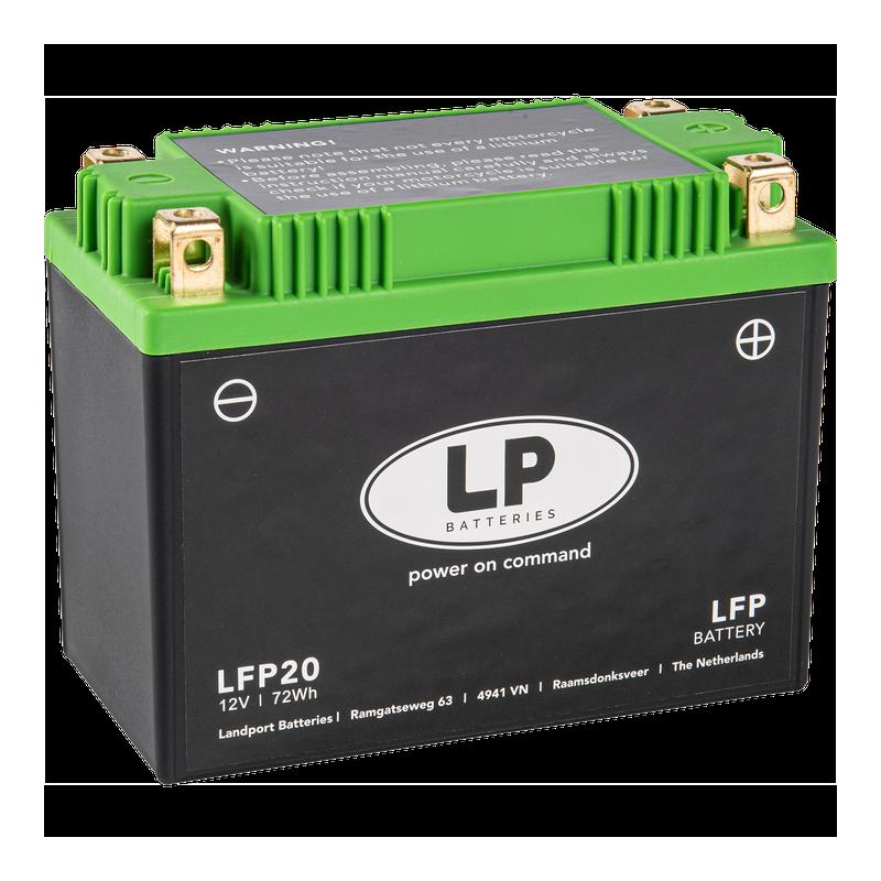 Lithium LiFePO4 akku LFP20