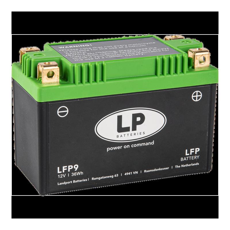 Lithium LiFePO4 akku LFP9