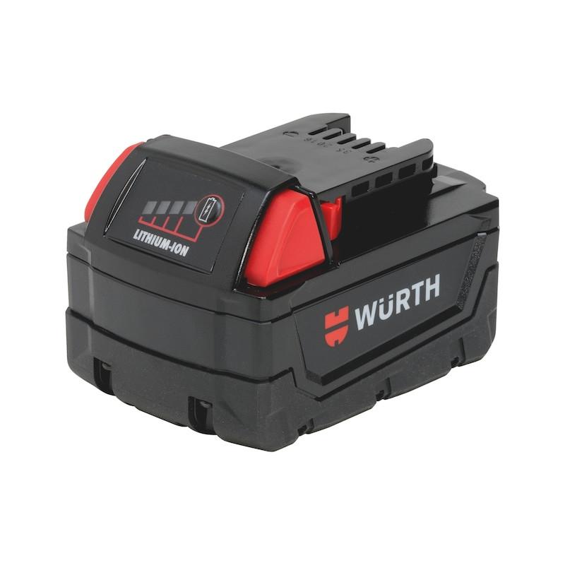 WURTH AKKU LI-ION-AS 18V/5,0AH